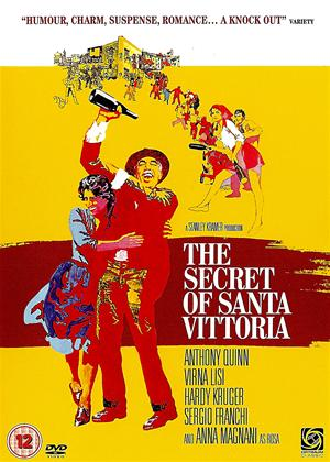 The Secret of Santa Vittoria Online DVD Rental