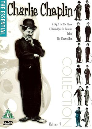 The Essential Charlie Chaplin: Vol.7 Online DVD Rental