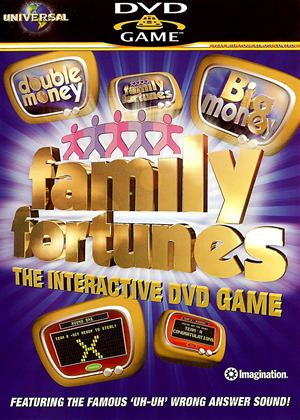 Rent Interactive Family Fortunes Online DVD Rental