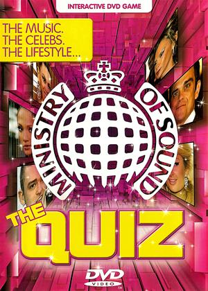 Rent Ministry of Sound Interactive DVD Game Online DVD Rental
