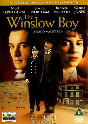 Rent The Winslow Boy Online DVD Rental