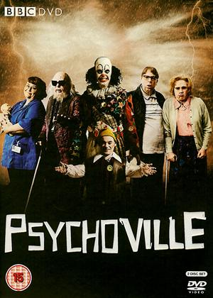 Psychoville: Series 1 Online DVD Rental
