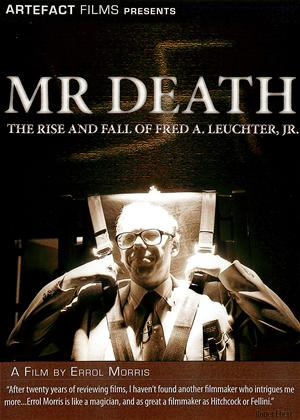 Mr Death: The Rise and Fall of Fred a Leuchter Online DVD Rental