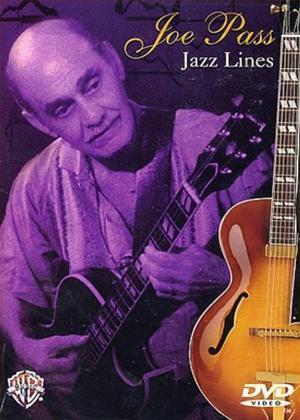 Rent Joe Pass: Jazz Lines Online DVD Rental