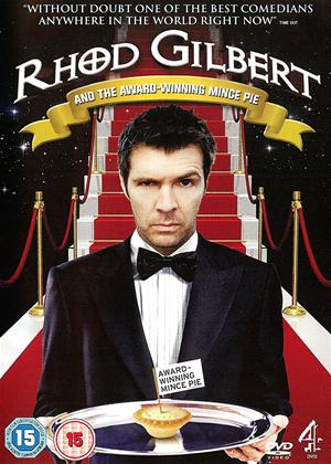 Rhod Gilbert: The Award Winning Mince Pie Online DVD Rental