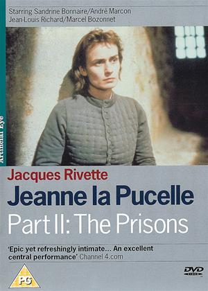 Jeanne La Pucelle: The Prisons Online DVD Rental