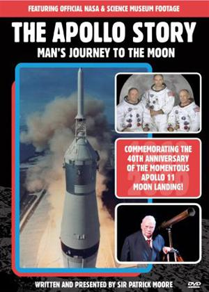 Rent Sir Patrick Moore: The Apollo Story Online DVD Rental