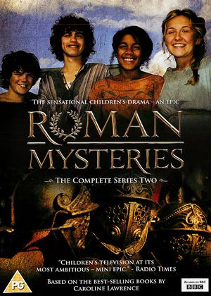 Rent Roman Mysteries: Series 2 Online DVD Rental
