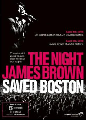Rent The Night That James Brown Saved Boston Online DVD Rental