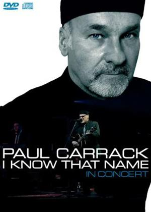 Rent Paul Carrack: I Know That Name Online DVD Rental