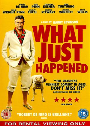What Just Happened? Online DVD Rental