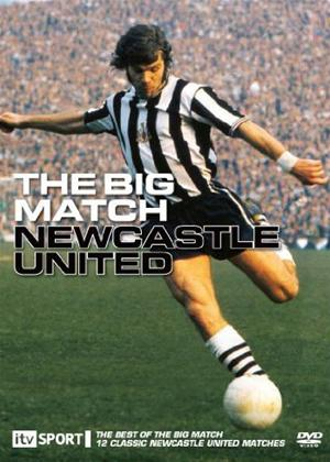 Newcastle United: The Big Match Online DVD Rental