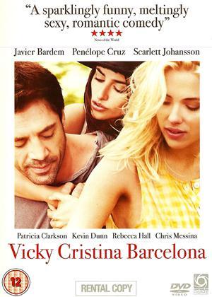 Vicky Cristina Barcelona Online DVD Rental