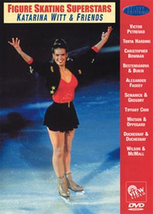 Katarina Witt and Friends Online DVD Rental