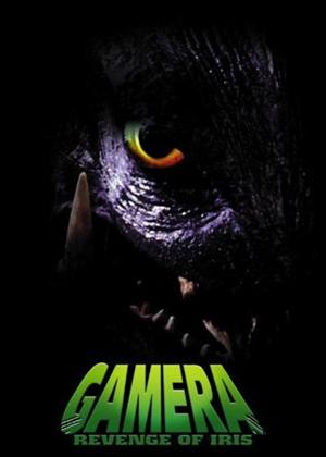 Gamera: Revenge of Iris Online DVD Rental