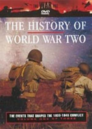 Rent History of World War 2: The Events That Shaped The 1939-1945 Conflict: Vol.1 Online DVD Rental