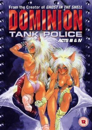 Dominion Tank Police: Acts 3 and 4 Online DVD Rental