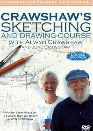 Crawshaw's Sketching and Drawing Course Online DVD Rental