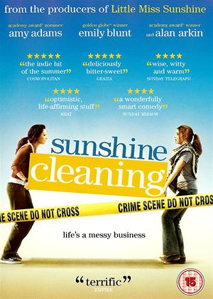 Sunshine Cleaning Online DVD Rental