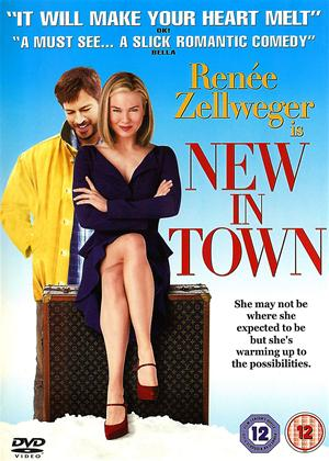 New in Town Online DVD Rental