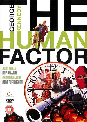 Rent The Human Factor Online DVD Rental