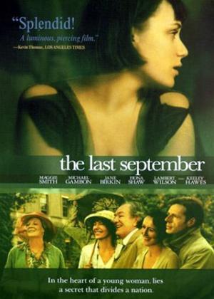 Rent The Last September Online DVD Rental
