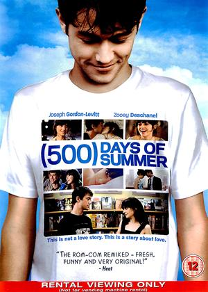 500 Days of Summer Online DVD Rental