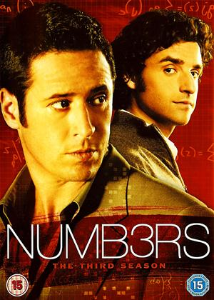 Numb3rs (Numbers): Series 3 Online DVD Rental