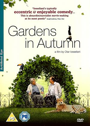 Gardens in Autumn Online DVD Rental