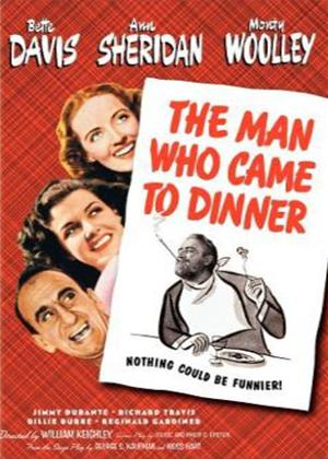 The Man Who Came to Dinner Online DVD Rental