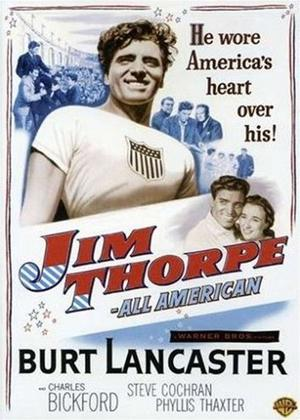 Rent Jim Thorpe: All American (aka Man of Bronze) Online DVD Rental