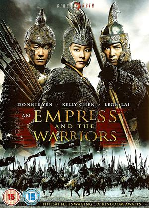 An Empress and the Warriors Online DVD Rental