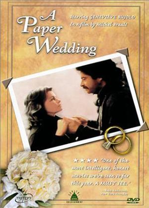 Rent A Paper Wedding (aka Les noces de papier) Online DVD Rental