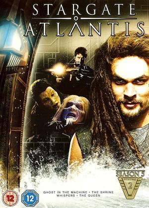 Rent Stargate Atlantis: Series 5: Vol.2 Online DVD Rental