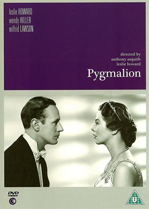 Pygmalion Online DVD Rental
