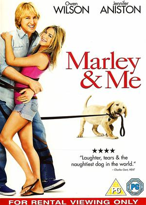 Rent Marley and Me Online DVD Rental