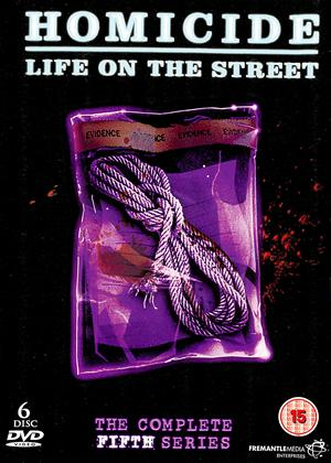 Homicide: Life on the Street: Series 5 Online DVD Rental