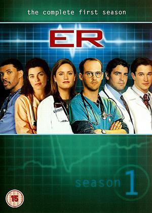 ER: Series 1 Online DVD Rental