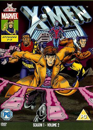X-Men: Series 1: Vol.2 Online DVD Rental