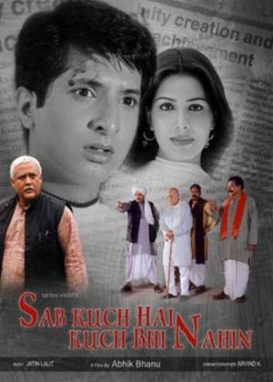 Sab Kuch Hai Kuch Bhi Nahin Online DVD Rental