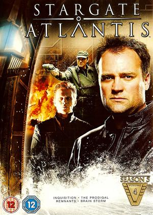 Rent Stargate Atlantis: Series 5: Vol.4 Online DVD Rental