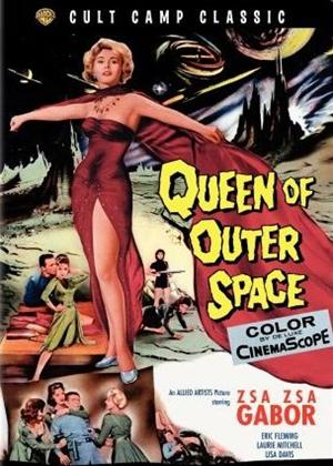 Queen of Outer Space Online DVD Rental