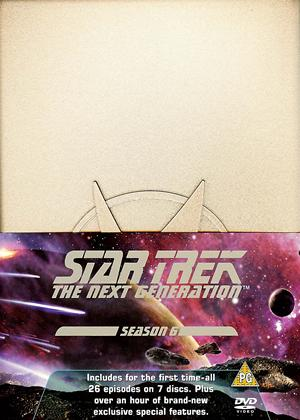 Star Trek: The Next Generation: Series 6 Online DVD Rental