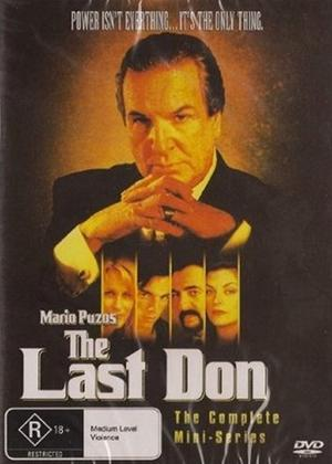 Mario Puzo's the Last Don Online DVD Rental