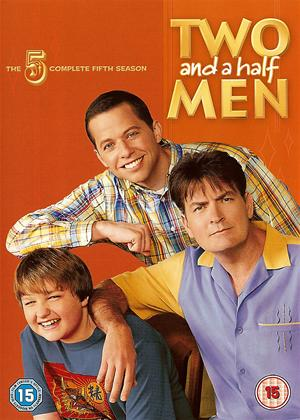 Rent Two and a Half Men: Series 5 Online DVD Rental