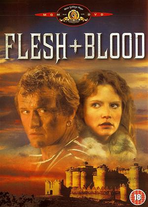 Rent Flesh and Blood Online DVD Rental