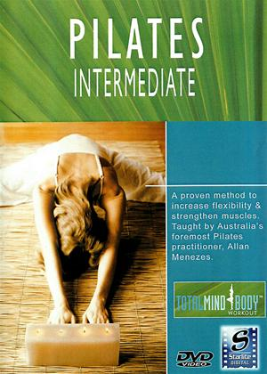 Intermediate Pilates Online DVD Rental