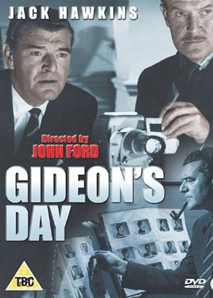 Gideon's Day Online DVD Rental