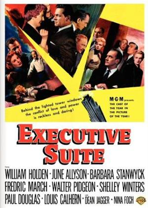 Executive Suite Online DVD Rental