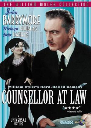 Counsellor-at-Law Online DVD Rental